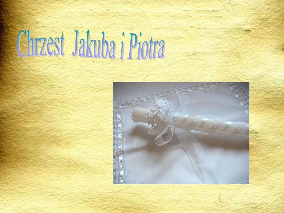 Chrzest Jakuba i Piotra