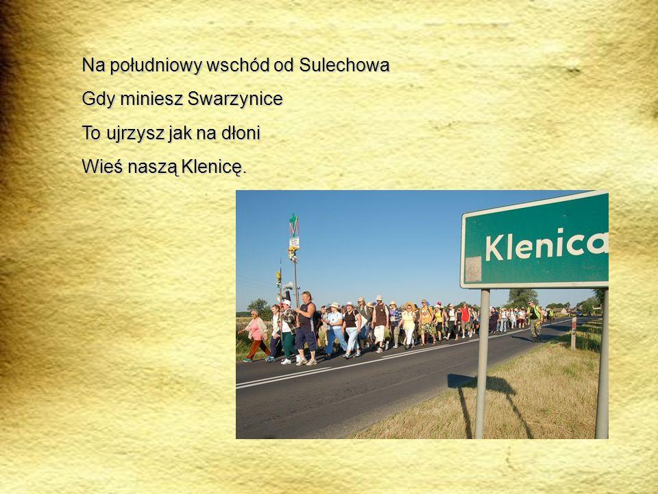 Na południowy wschód od Sulechowa