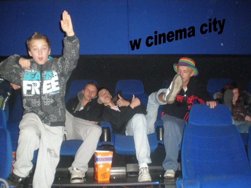w cinema city
