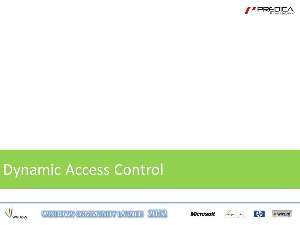 Dynamic Access Control