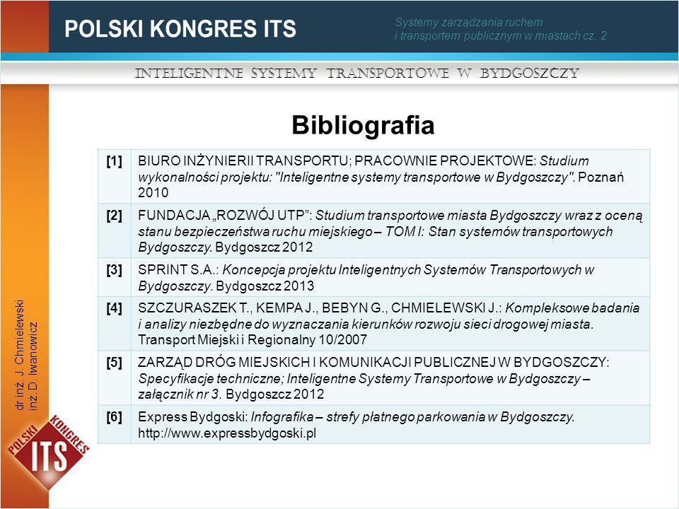 Systemy zarządzania ruchem i transportem publicznym w miastach cz. 2
