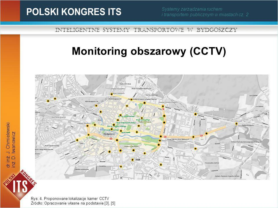 Monitoring obszarowy (CCTV)