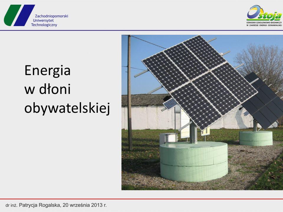 Energia w dłoni obywatelskiej