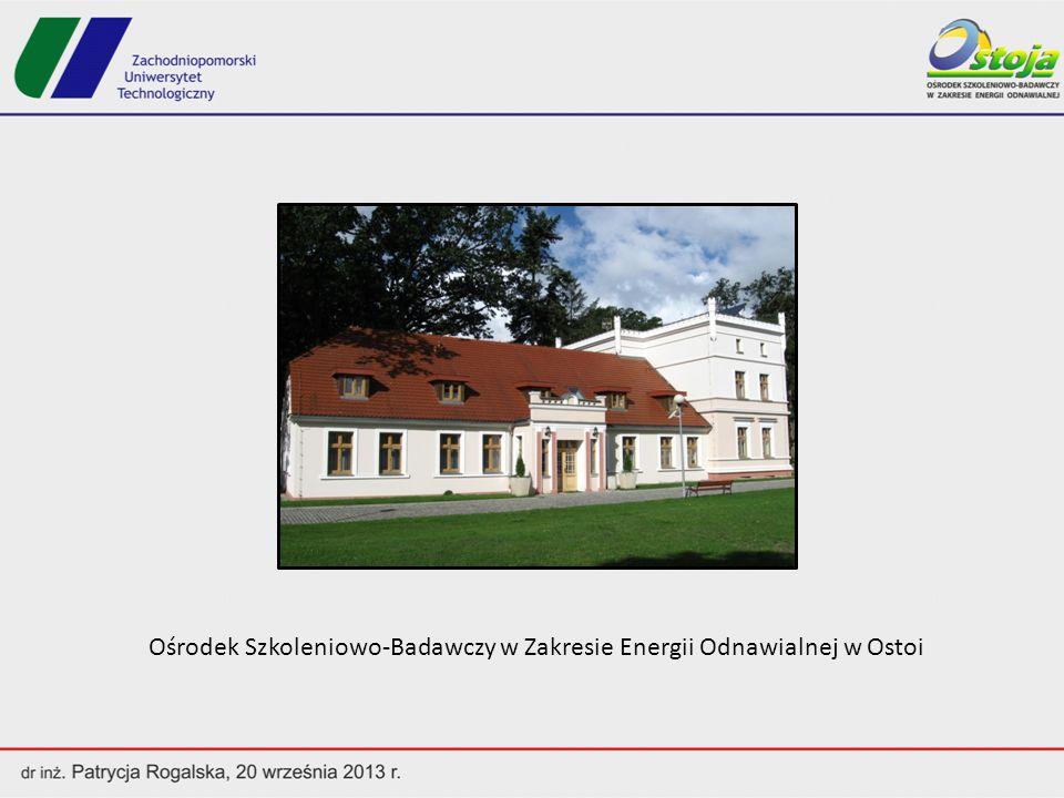 Ośrodek Szkoleniowo-Badawczy w Zakresie Energii Odnawialnej w Ostoi