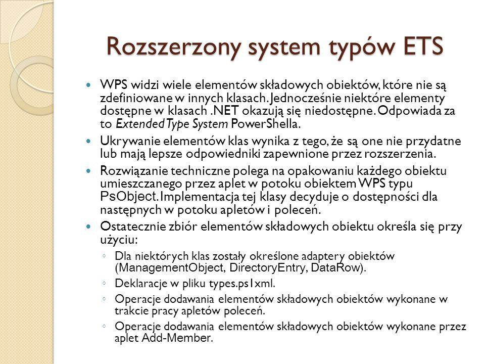 Rozszerzony system typów ETS