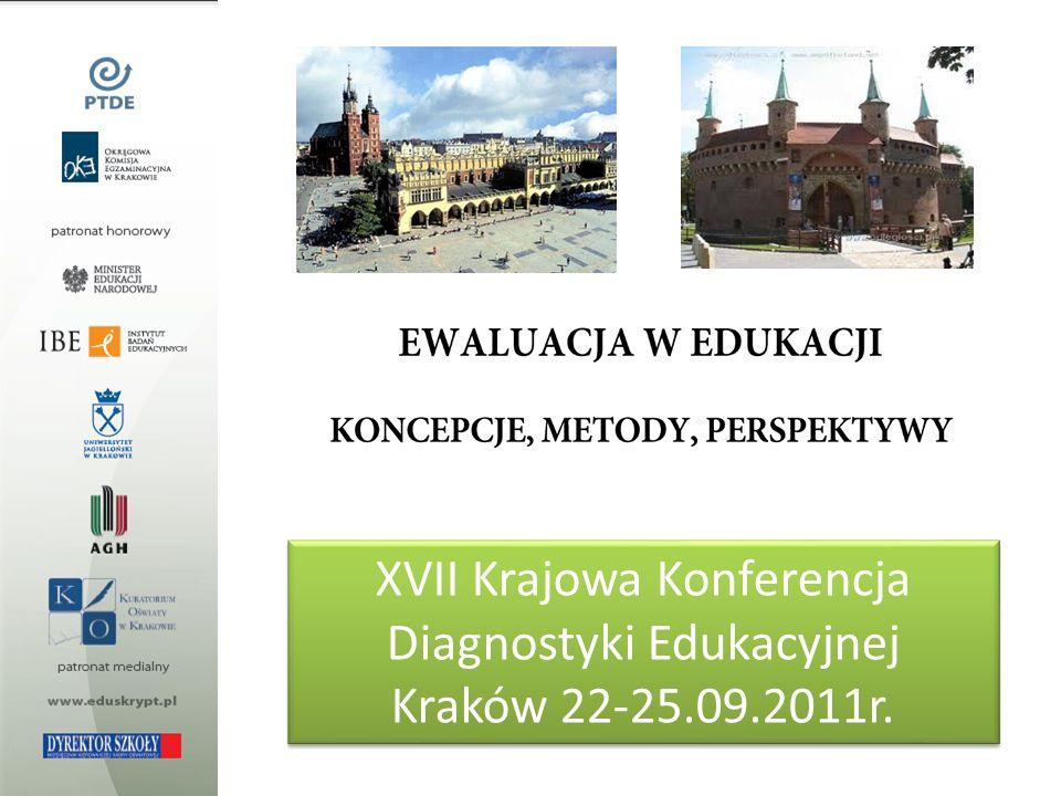 XVII Krajowa Konferencja Diagnostyki Edukacyjnej