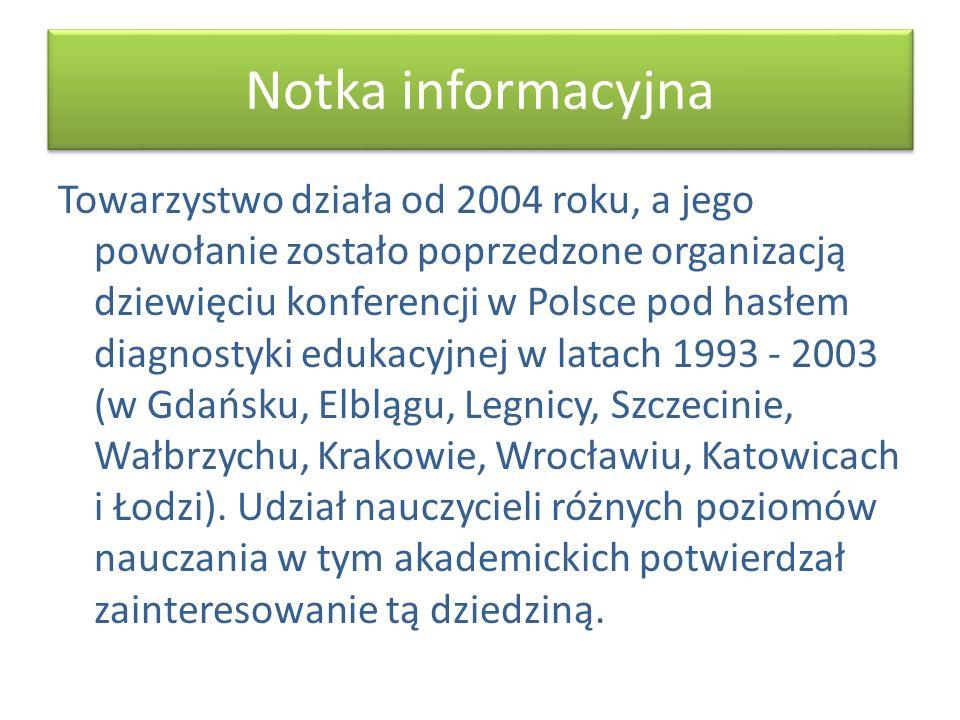 Notka informacyjna