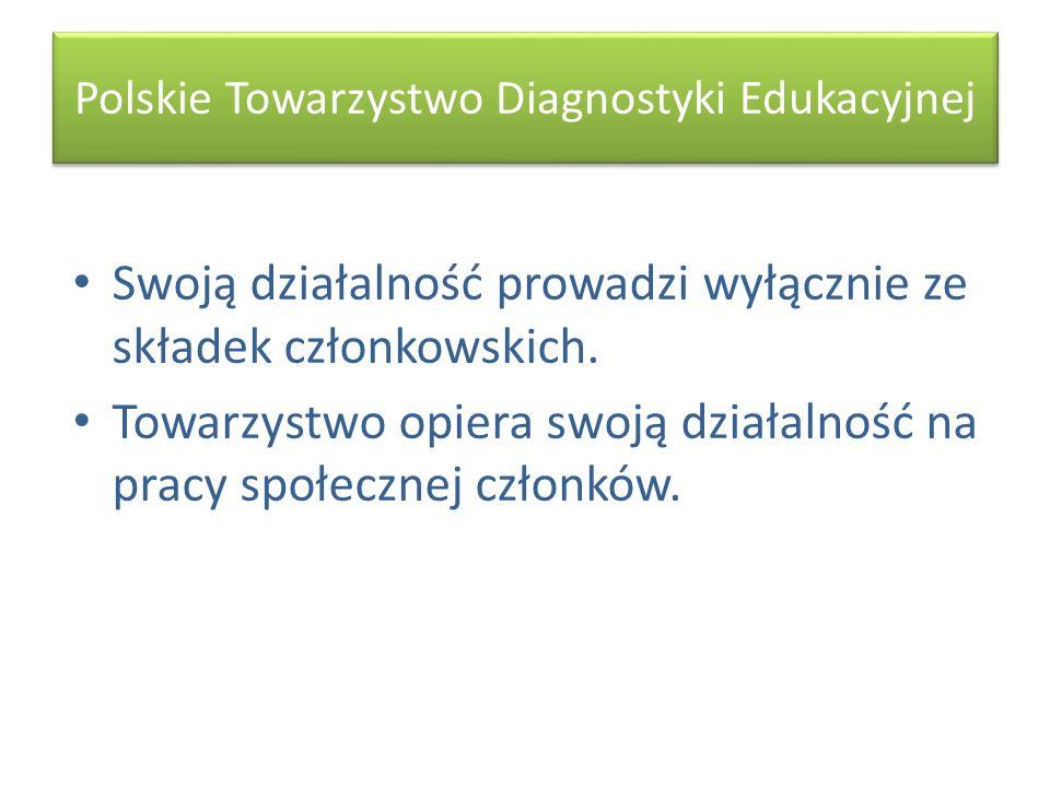 Polskie Towarzystwo Diagnostyki Edukacyjnej