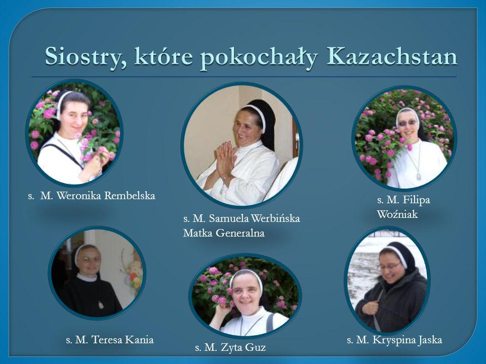 Siostry, które pokochały Kazachstan