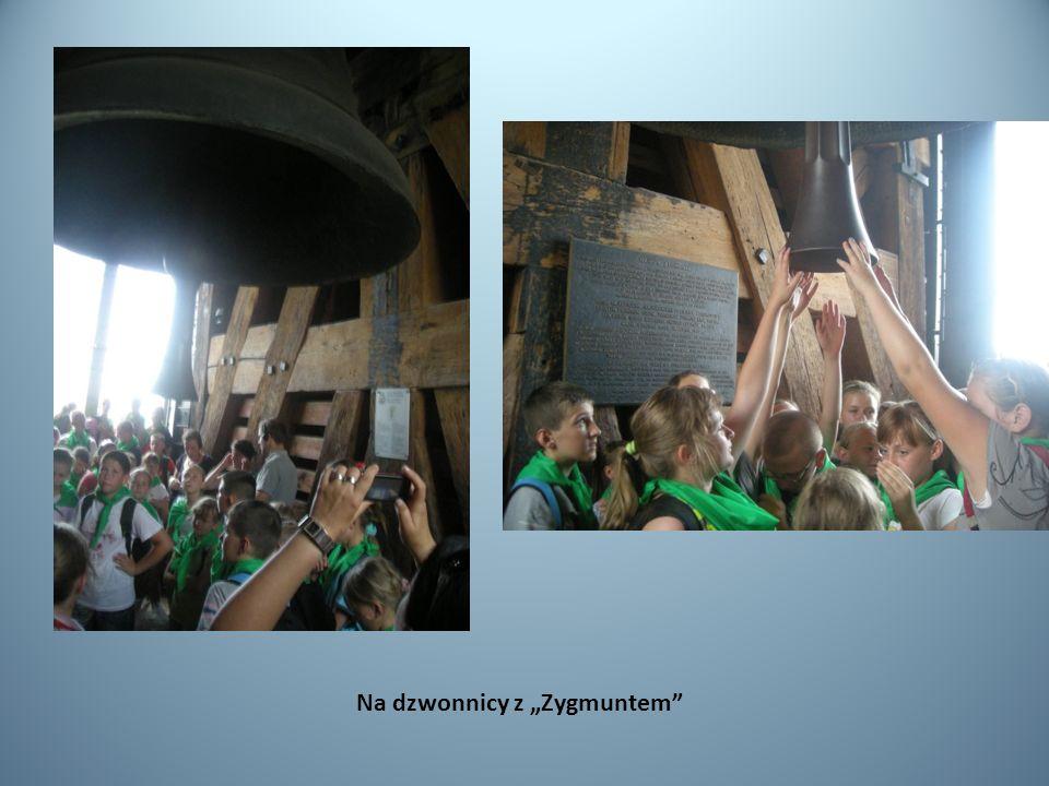 """Na dzwonnicy z """"Zygmuntem"""