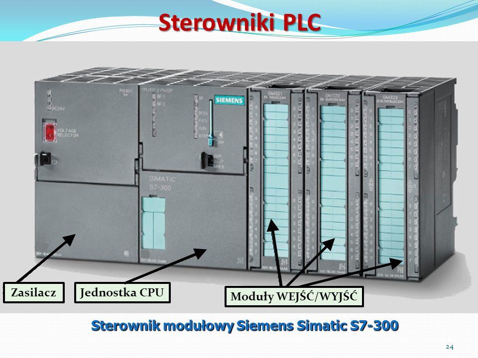Sterownik modułowy Siemens Simatic S7-300