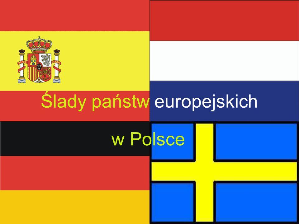Ślady państw europejskich
