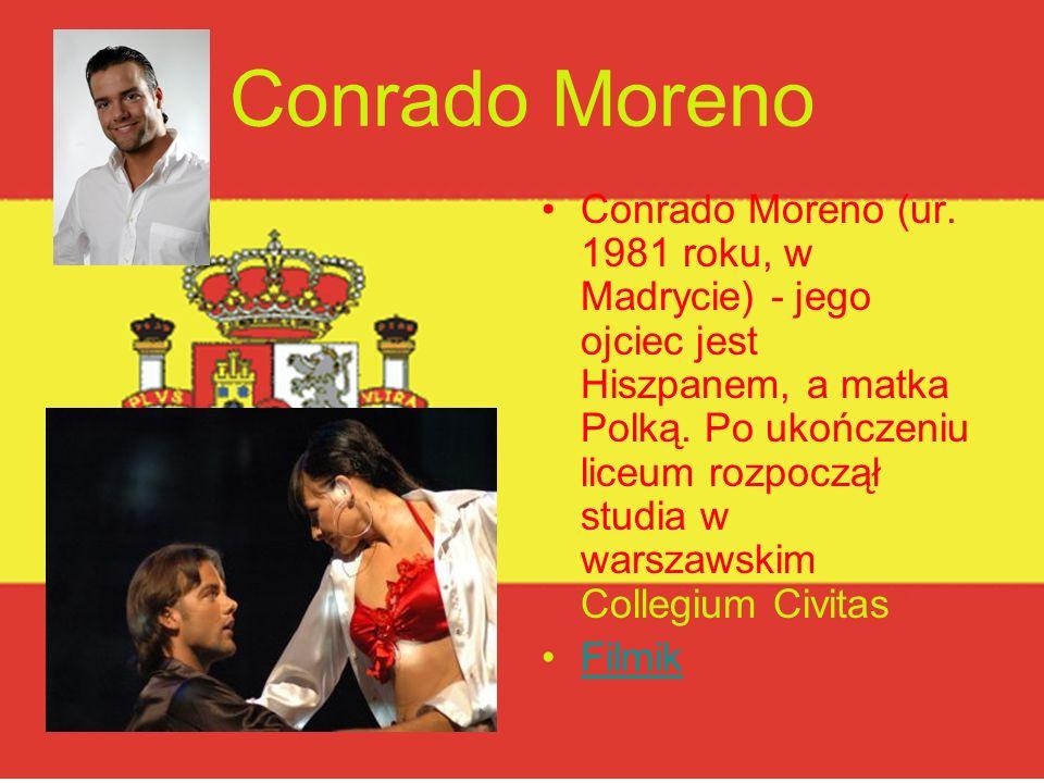 Conrado Moreno