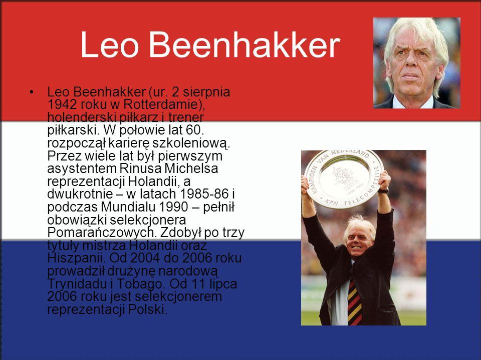 Leo Beenhakker