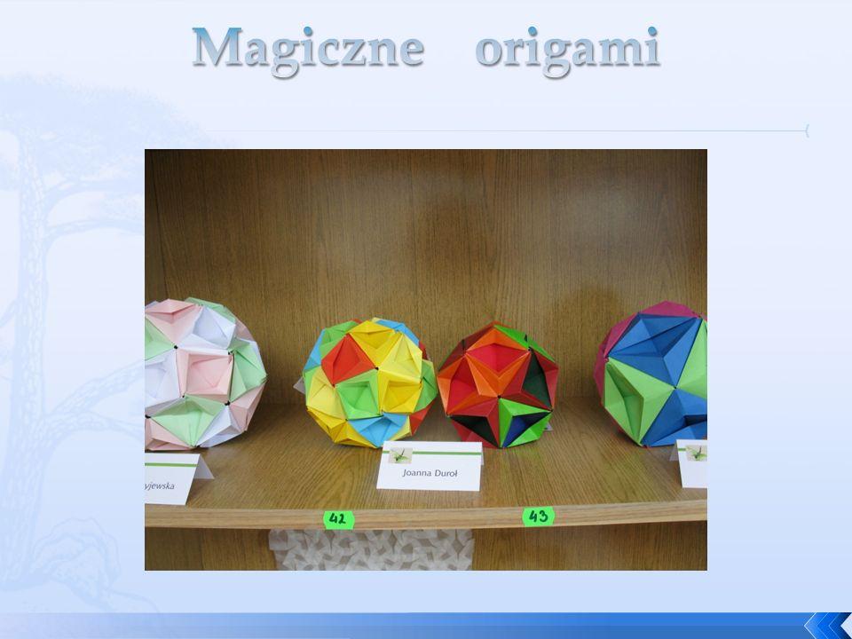 Magiczne origami