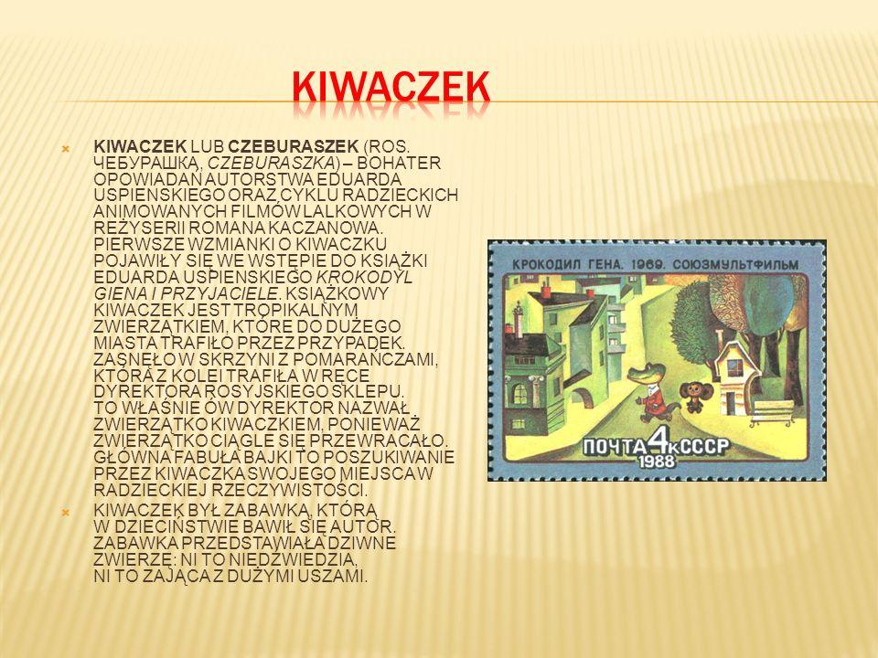 KIWACZEK