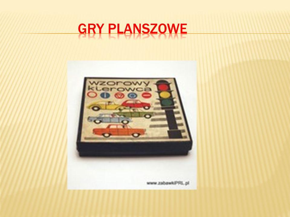 GRY PLANSZOWE