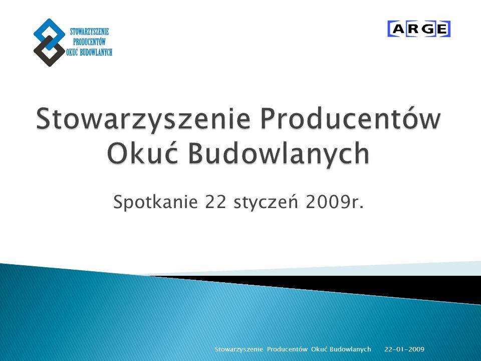 Stowarzyszenie Producentów Okuć Budowlanych