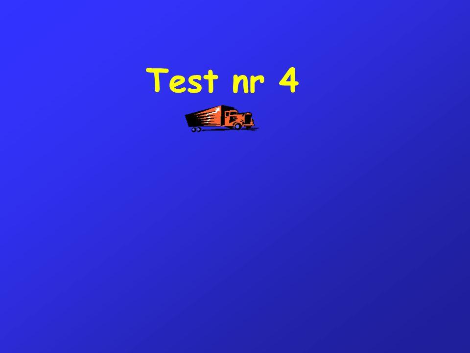 Test nr 4
