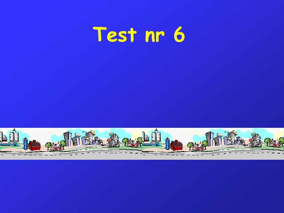 Test nr 6