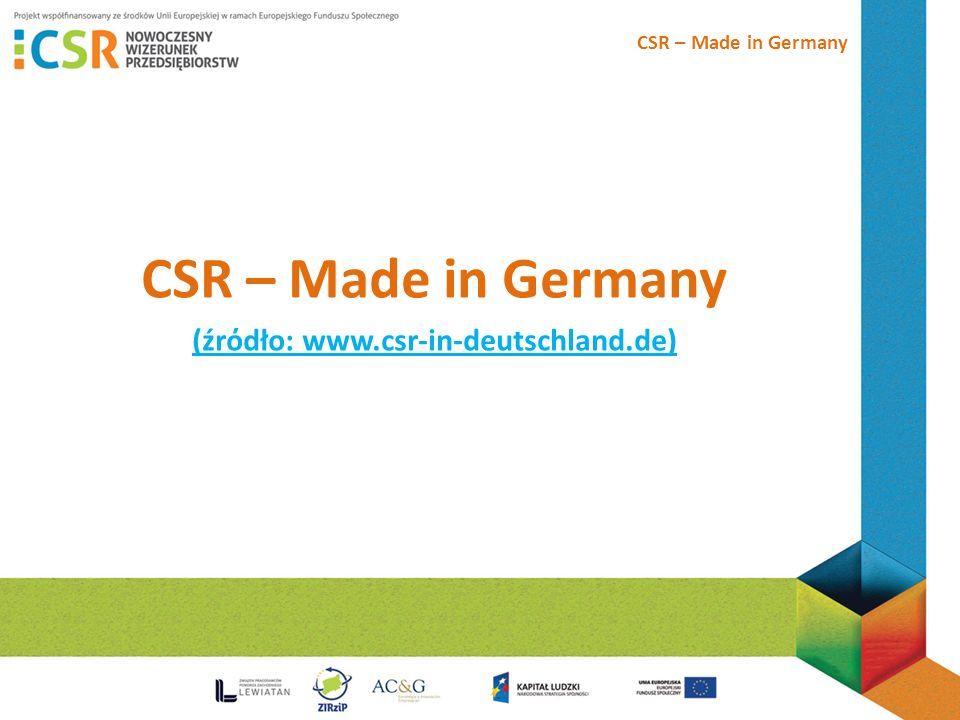 (źrόdło: www.csr-in-deutschland.de)