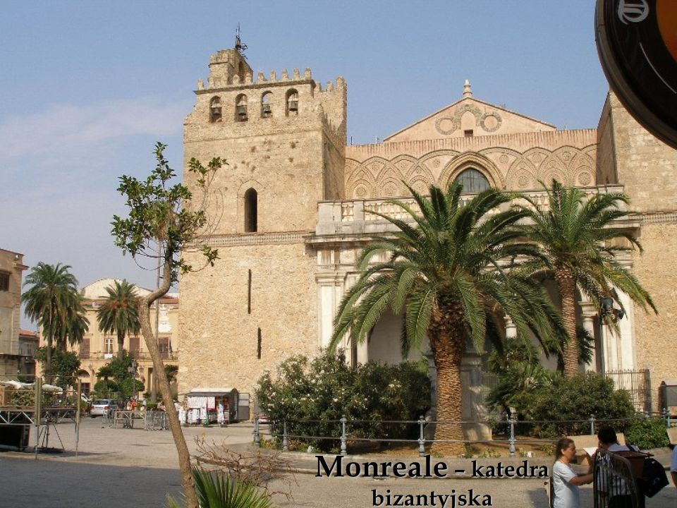 Monreale – katedra bizantyjska