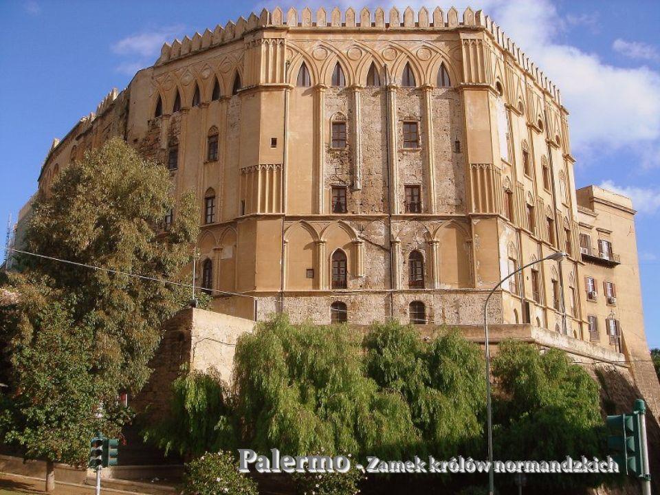 Palermo - Zamek królów normandzkich