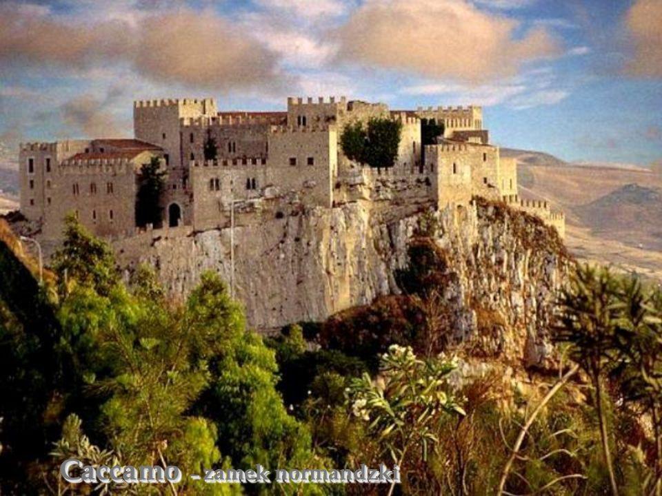 Caccamo – zamek normandzki