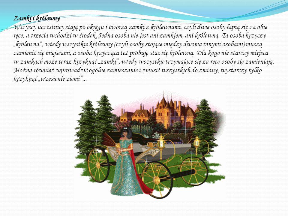 Zamki i królewny