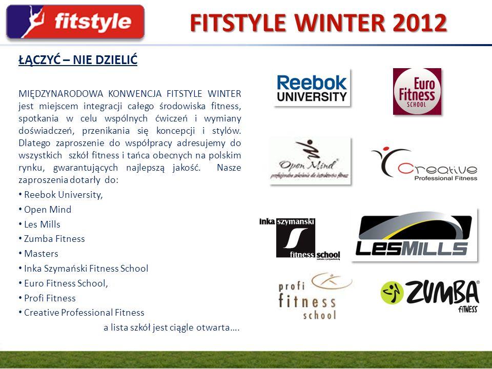 FITSTYLE WINTER 2012 GRUPA FIT.PL ŁĄCZYĆ – NIE DZIELIĆ