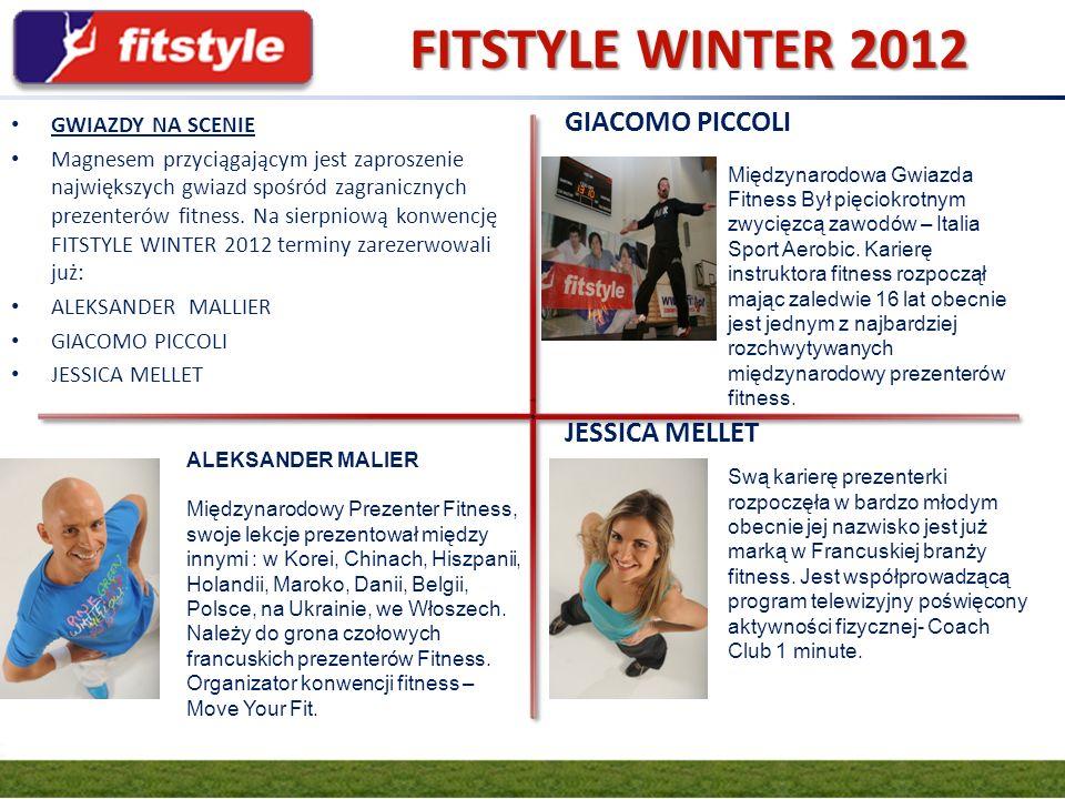 FITSTYLE WINTER 2012 GRUPA FIT.PL GIACOMO PICCOLI JESSICA MELLET