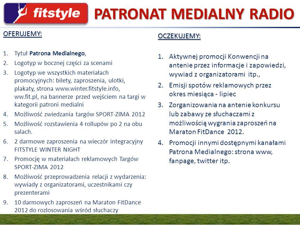 PATRONAT MEDIALNY RADIO