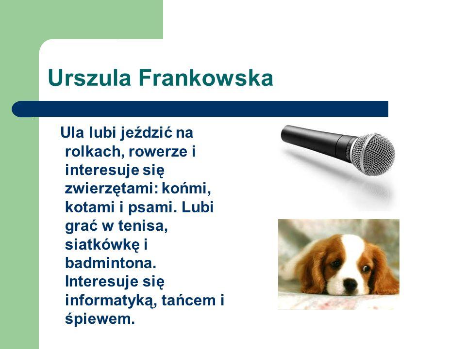 Urszula Frankowska
