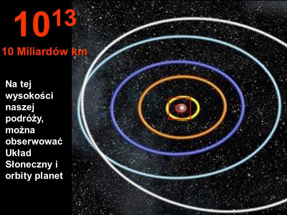 1013 10 Miliardów km.