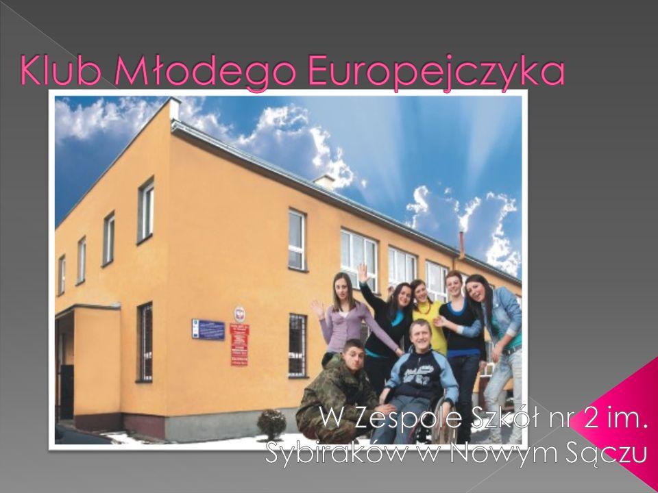 Klub Młodego Europejczyka
