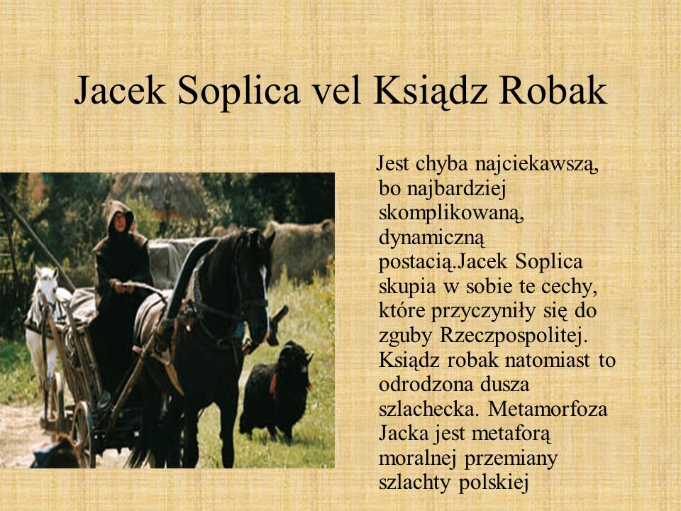 Jacek Soplica vel Ksiądz Robak