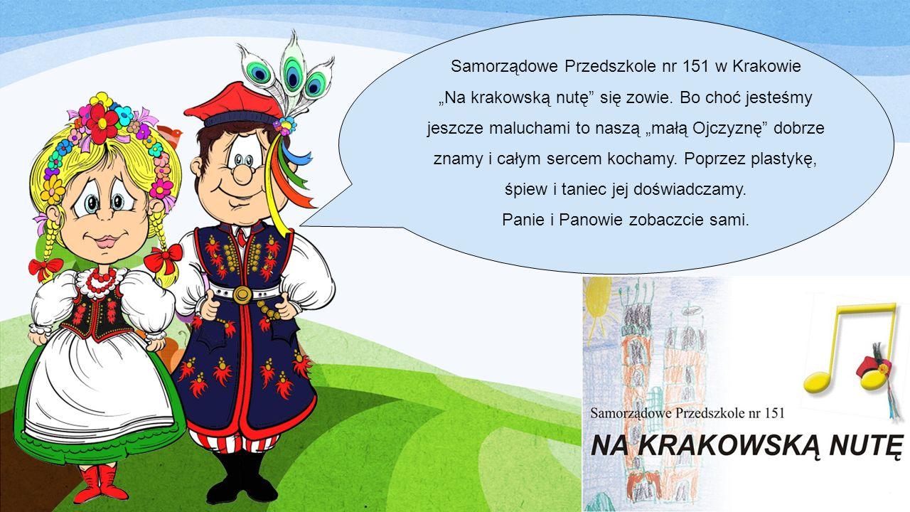 Samorządowe Przedszkole nr 151 w Krakowie