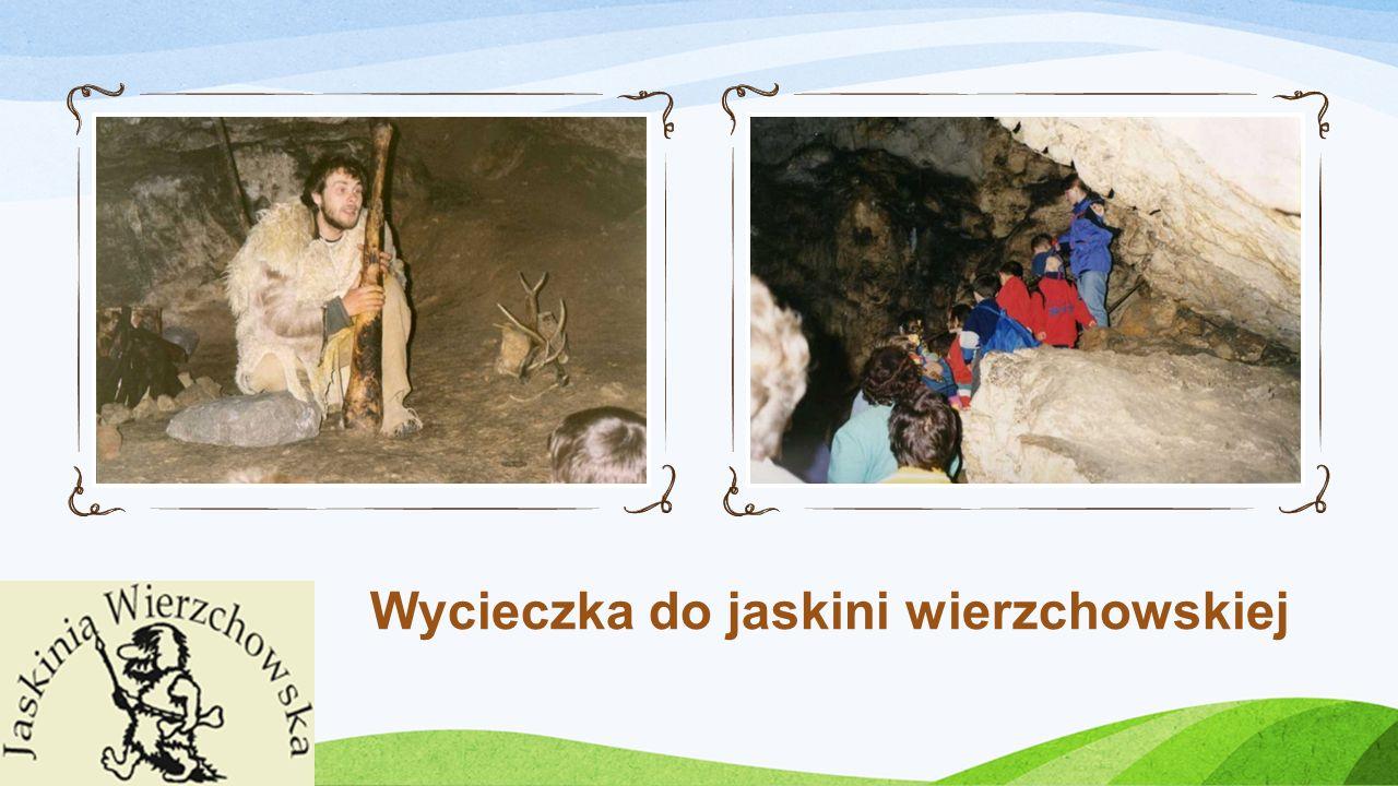 Wycieczka do jaskini wierzchowskiej