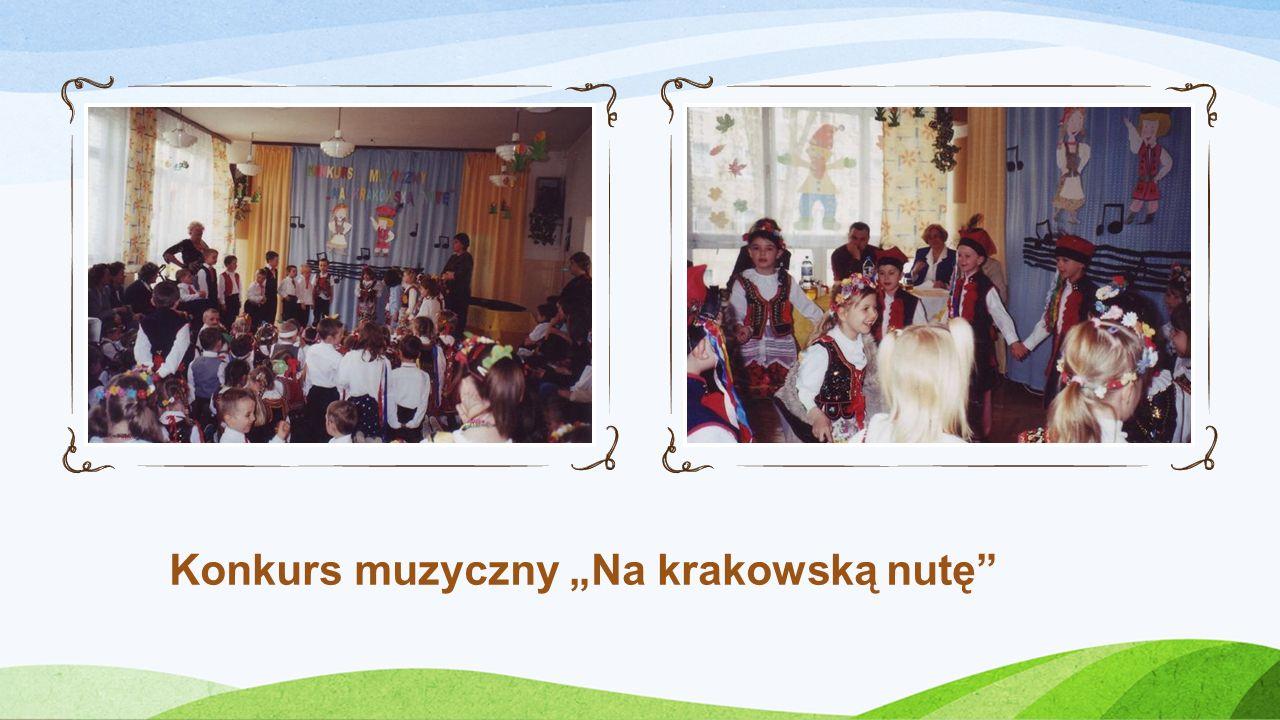 """Konkurs muzyczny """"Na krakowską nutę"""
