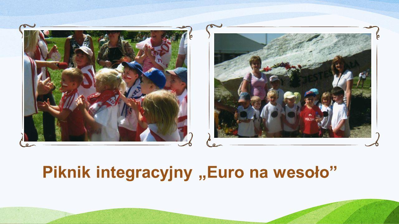 """Piknik integracyjny """"Euro na wesoło"""