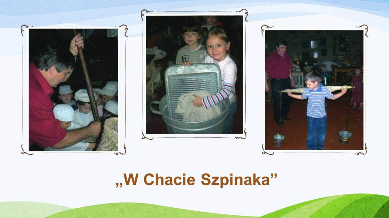 """""""W Chacie Szpinaka"""