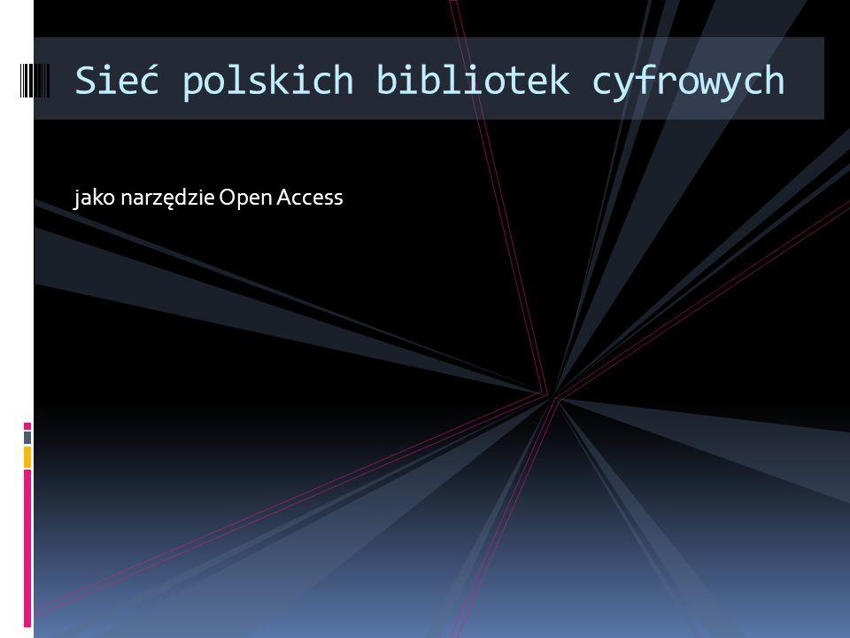 Sieć polskich bibliotek cyfrowych