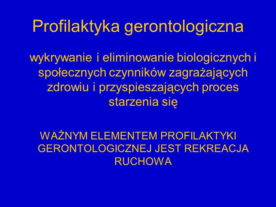 Profilaktyka gerontologiczna