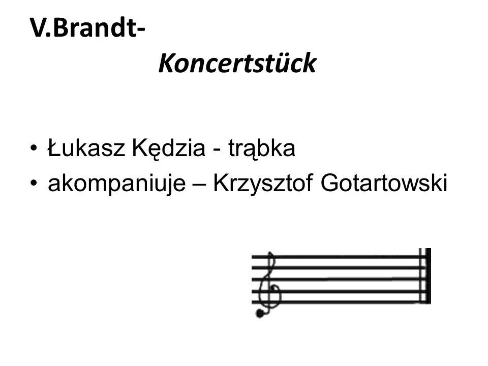 V.Brandt- Koncertstück