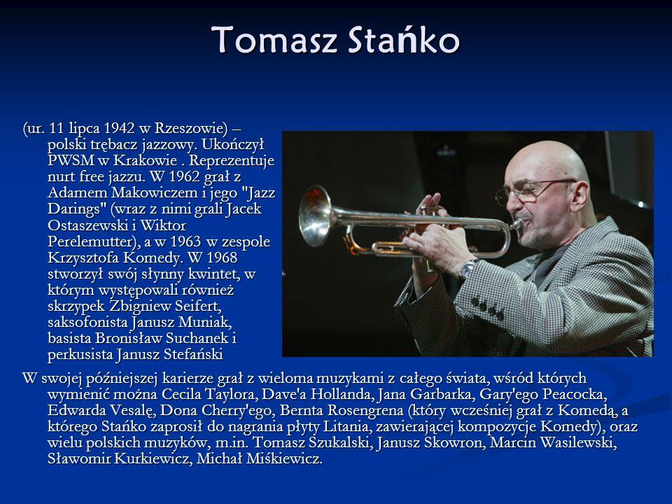 Tomasz Stańko