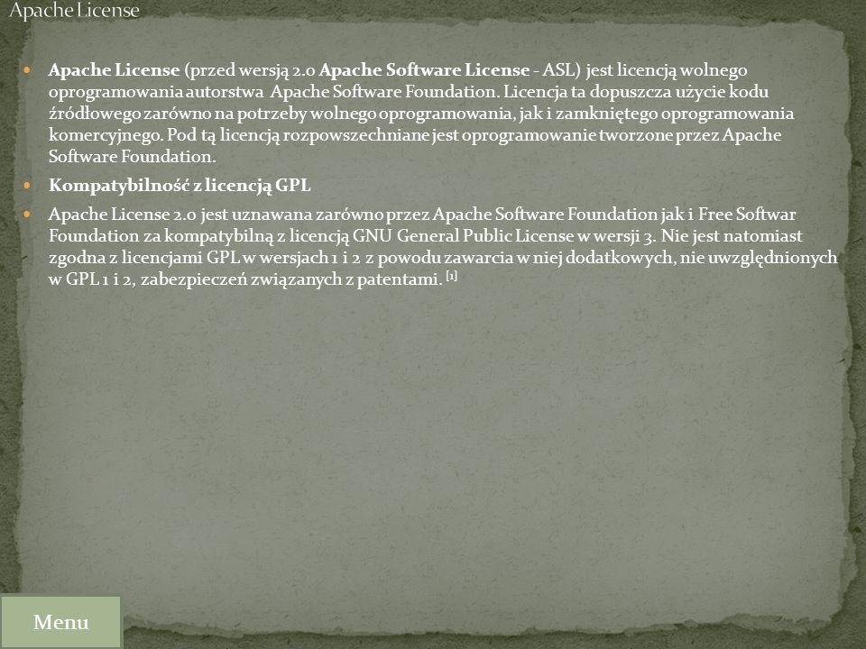 Apache License