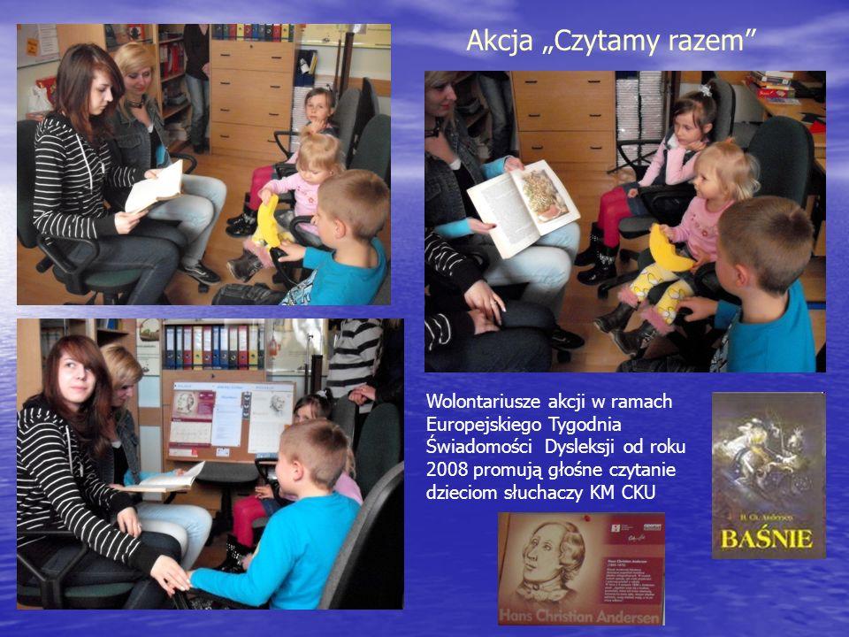 """Akcja """"Czytamy razem"""