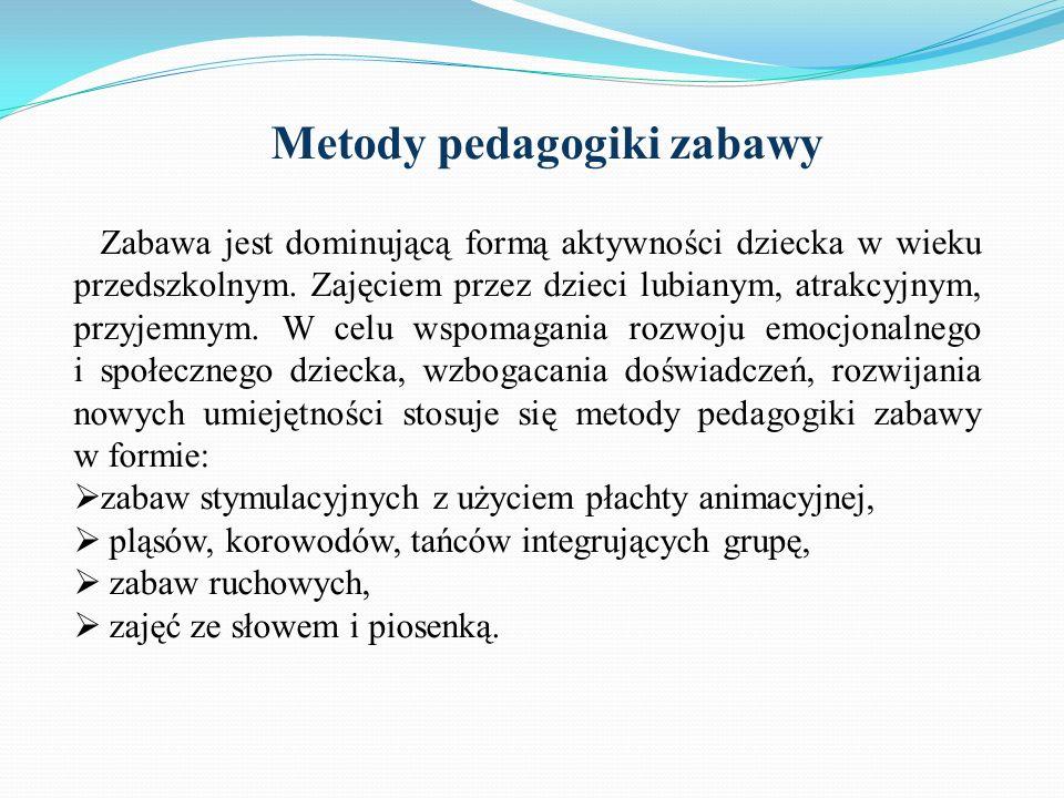 Metody pedagogiki zabawy