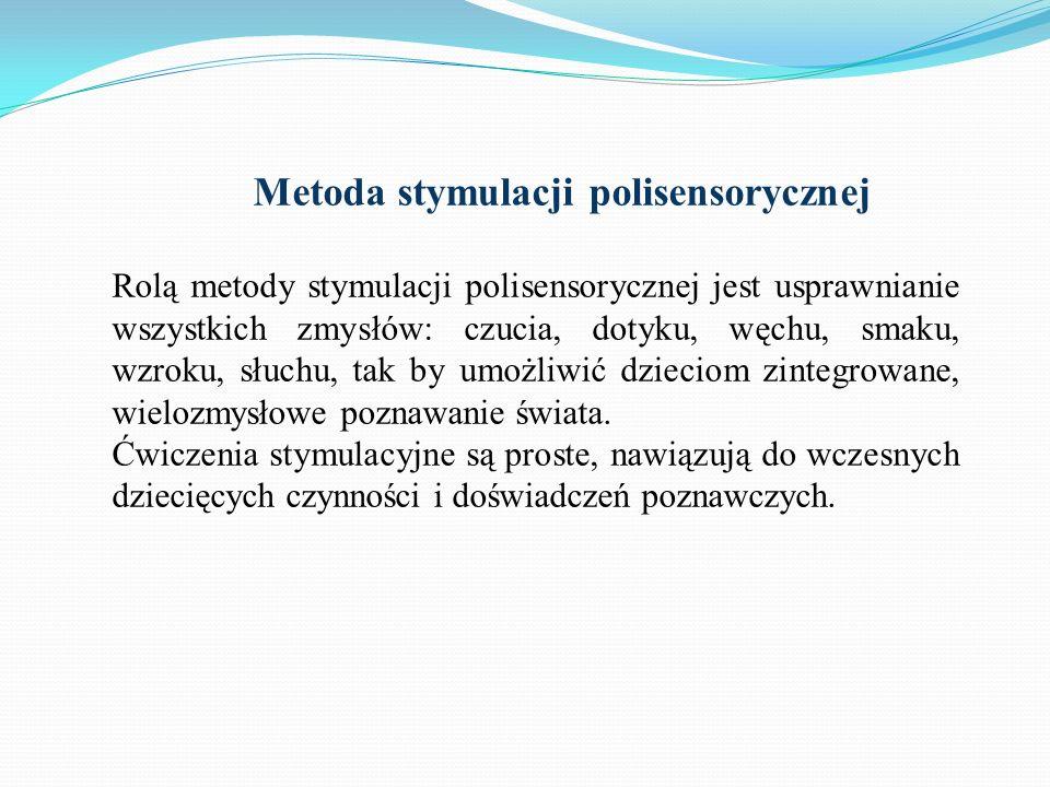 Metoda stymulacji polisensorycznej