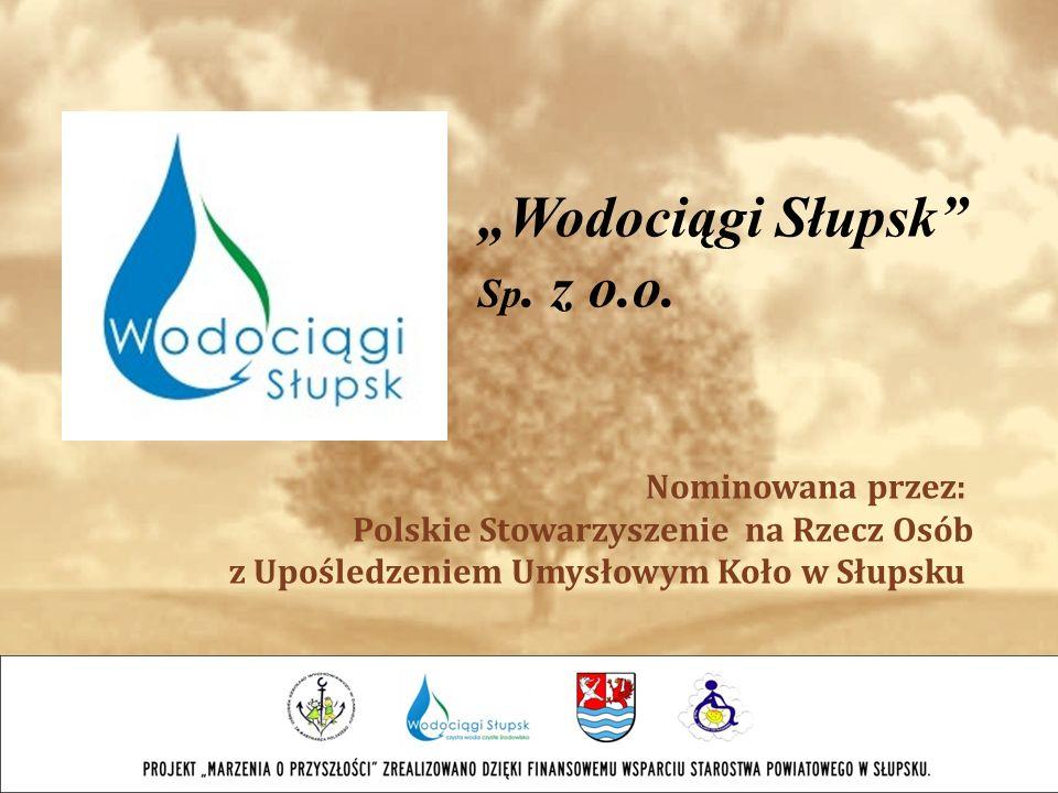 """""""Wodociągi Słupsk Sp. z o.o."""